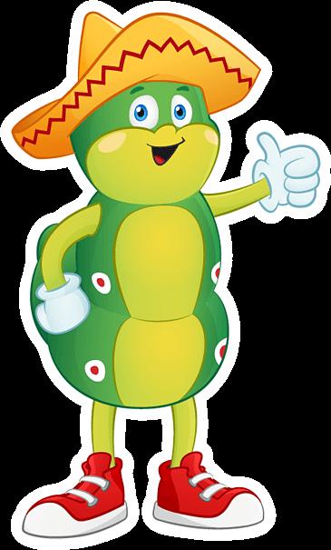 Pepp's, la mascotte d'Animaparc
